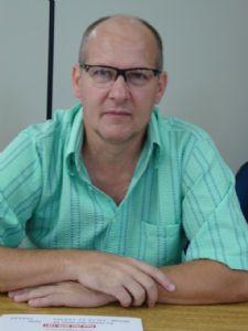 Marcos Perci Koerig - presidente Câmara de Vereadores de Salto do Lontra.