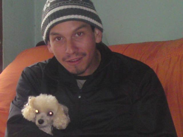 Renan Campos, suspeito de estar com a menina.