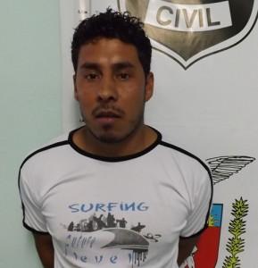 Adilson Abreu de Morais, popular Ferrinho, 31 anos.
