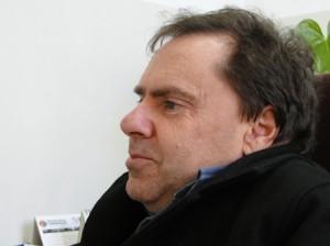 Ademílson Mensor, diretor da Rede Bom Jesus de Comunicação