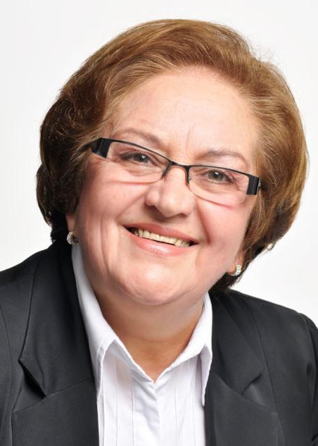 Elenir Maciel, 66 anos, nova presidente da Câmara de Beltrão.