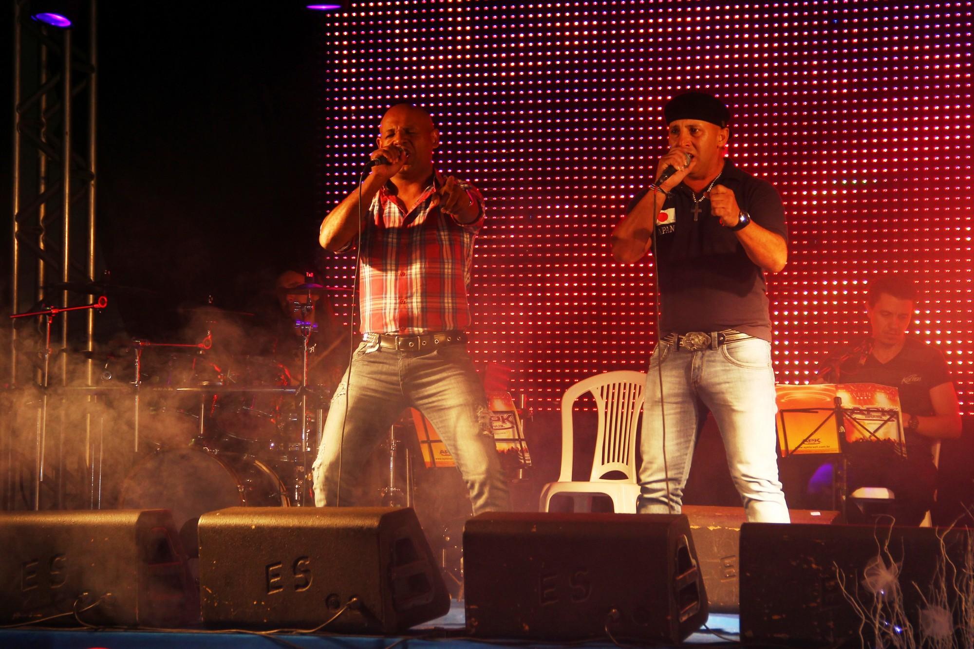Sebastian e Luiz Carlos
