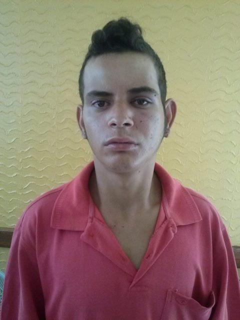 Lucas Antonio dos Santos, 20 anos, acusado pelo crime está preso.