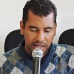 Vereador Marcos Monteiro.