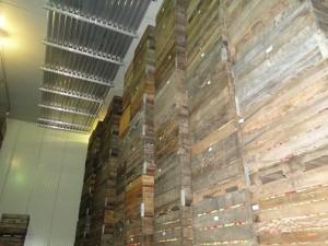 Custos de armazenagem chegam à 30% do custo total de produção. Foto:Arquivo RBJ/Guilherme Zimermann