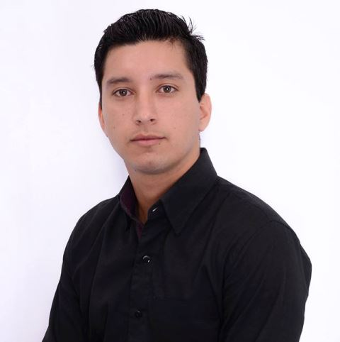 Tiago Correa, beltronense selecionado no concurso. Foto: Reprodução facebook