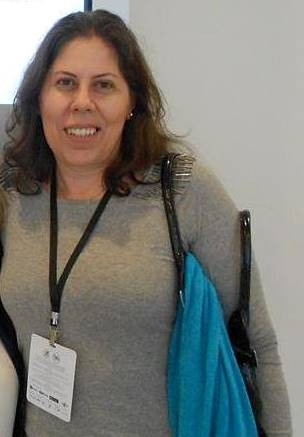Edna Faust, uma das organizadoras do movimento em FB. Foto: Reprodução facebook
