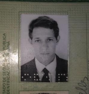 Iluir Telles, 37 anos.