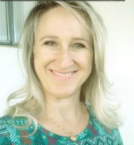 Izete Beyer Feix, coordenadora diocesana da Pastoral da Criança. Foto: Reprodução Facebook