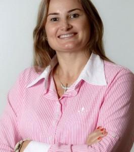 Jocelei Fiorentin, consultora do Sebrae/PR. Foto de divulgação