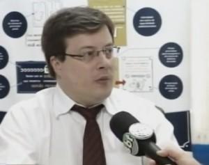 Fabrício Trevisan de Almeida vai atuar como subcoordenador do Gaeco. Foto: Reprodução Rede Massa/SBT