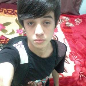 Willian de Oliveira Gonçalves, 16 anos. Foto extraída do Facebook