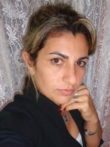 Elisangela Guarnieri Bocchi, morta a tiros. Foto extraída do Facebook