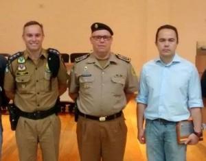 Crédito da foto: Polícia Militar
