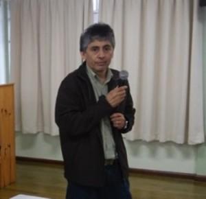Waldir de Oliveira, presidente do Sindicato dos Bancários Sudoeste. Foto: Evandro Artuzi/RBJ