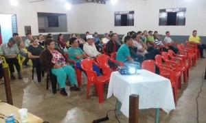 A sessão reuniu pessoas de todas as idades. Foto: Evandro Artuzi/RBJ