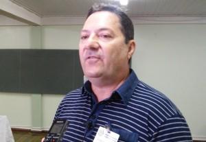 Leduir Tonial, diretor do Sindicato dos Bancários do Sudoeste. Foto: Evandro Artuzi/RBJ