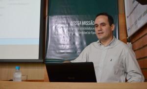 Alexandre Alfaro, diretor da Universidade Tecnológica Federal do Paraná (UTFPR). Foto: Assessoria