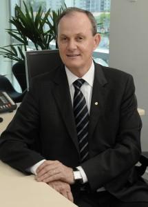 Manfred Dasenbrock, presidente Sicredi PR/SP/RJ. Foto de divulgação