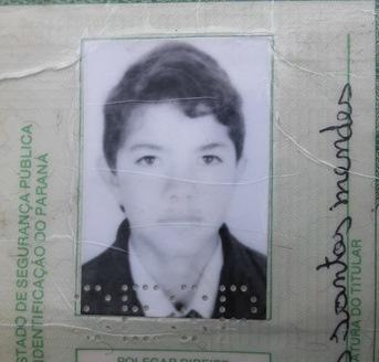 Lucinei dos Santos Mendes, 37 anos.