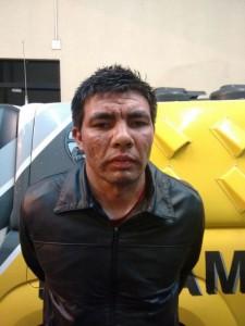 Ezequiel da Silva, foragido da Penitenciária Estadual de Francisco Beltrão. Foto; Polícia Militar