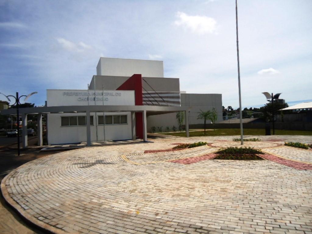 Nova Prefeitura de Chopinzinho.