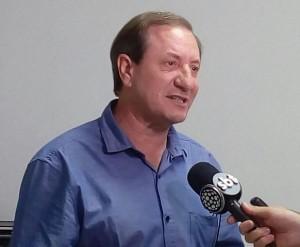 Augustinho Zucchi, prefeito de Pato Branco. Foto: Evandro Artuzi/RBJ