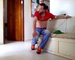 Paulo Reis Arruda, 33 anos. Foto: Evandro Artuzi/RBJ