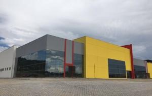 Nova sede do CRE no Contorno Leste. Foto: Julio Cezar Alves