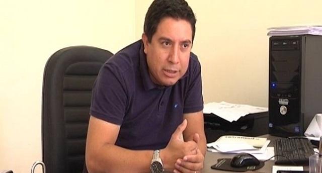 Gilberto Gomes da Silva, presidente do Sindtac Sudoeste (Sindicato dos transportadores autônomos). Foto: Arquivo RBJ
