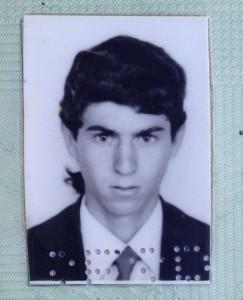 Everaldo Pegorini, 42 anos.