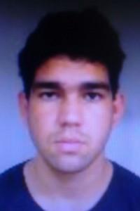Antônio Derli dos Santos Dias Junior, 19 anos.