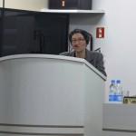 Professora Oneide Cecatto dos Santos.