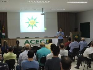 Assembleia ACEC / Foto: Edson Zuconelli