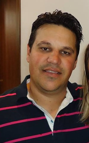 Marcelo Franco de Andrade, 33 anos. Foto: reprodução Facebook