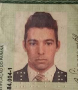 Reginaldo Alves Pimentel , 22 anos.