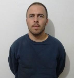José Vanderlei Ochoa Senkeski, recapturado nesta quinta-feira (10), a noite. Foto: Divulgação PM