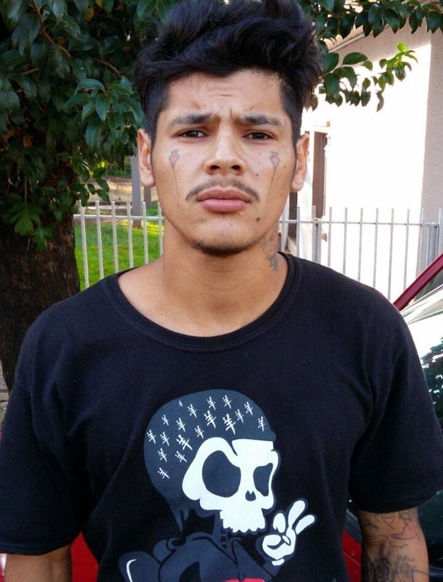 Josnei Pinheiro Alves, 22 anos. Foto: Polícia Militar