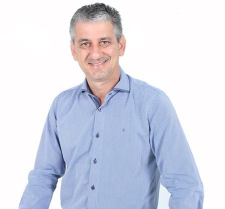 """Leomar Becchi, popular 'Sisco"""". Foto extraída do Facebook"""