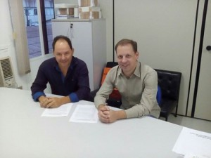 Masetto e Werner Foto: Assessoria
