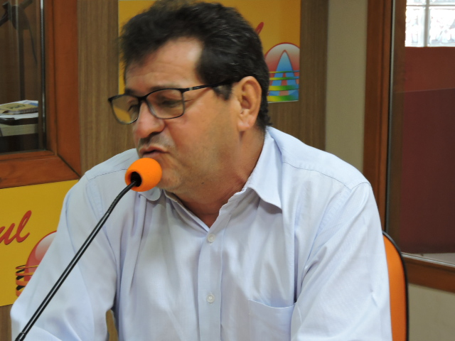 Anísio Cezar Pereira diz que deixa o cargo por não concordar com algumas ações da administração. Foto: Evandro Artuzi/RBJ