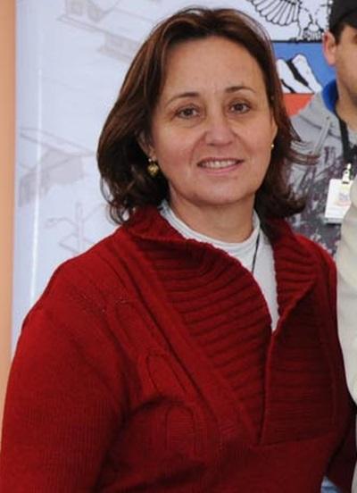 Marli Munaretto, coordenadora do festival. Foto: Arquivo RBJ