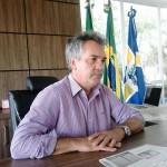 Prefeito de São João/ Foto: Edson Zuconelli