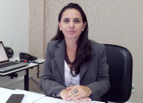 Cintia Jaqueline Ramos, chefe da 8ª Regional de saúde. Foto: Arquivo RBJ