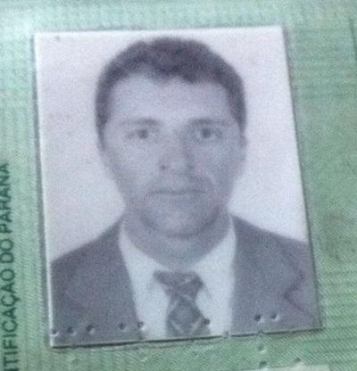 Gerson da Silva Camara, 40 anos.