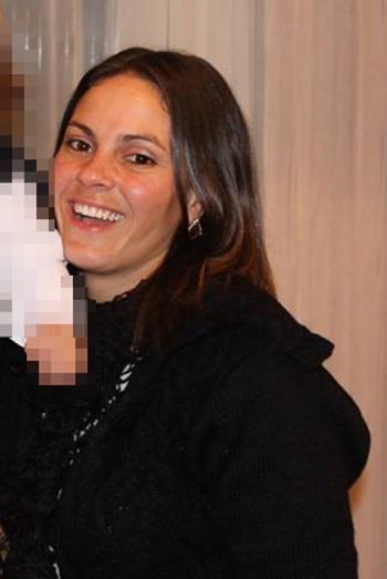 Soeli de Andrades, 30 anos. Foto extraída do Facebook