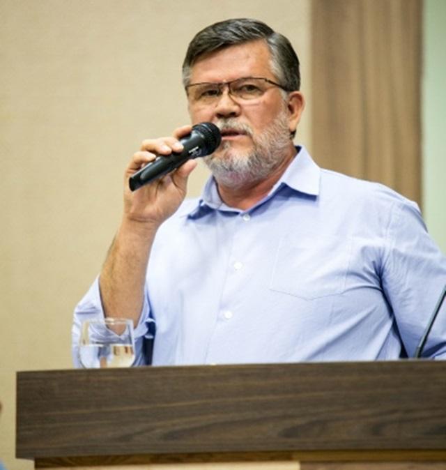 Deputado federal Assis do Couto (PDT). Foto de divulgação