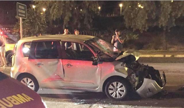 Citroen C3, de Honório Serpa, foi o carro atropelador. Foto: Site Veja Coronel