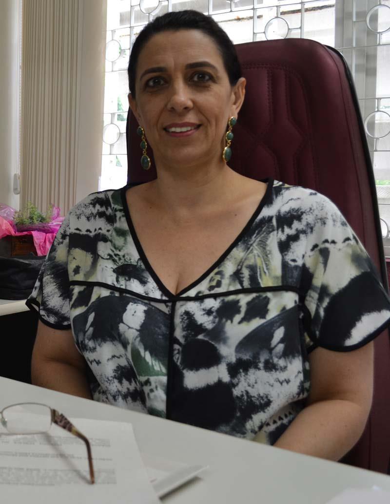 Camille Crippa, promotora da vara da Infância e Juventude. Foto: Arquivo RBJ
