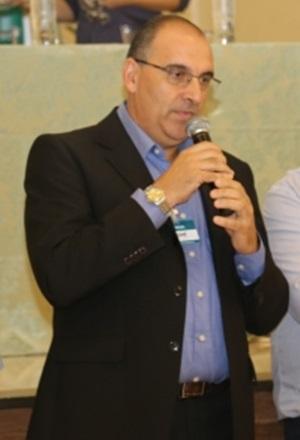Alzemiro Thomé, presidente Sistema Cresol.